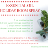 Thumbnail image for Essential Oil Holiday Room Spray