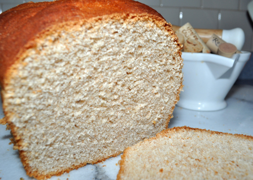Post image for Honey Wheat Bread